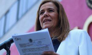 Tribunal Electoral, México Libre, TEJPF, partido político, Felipe Calderón, Margarita Zavala