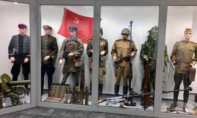 robo, Museo, Holanda, nazis, reliquias, armas