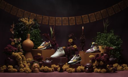 Nike, celebración, México, Día de Muertos, tenis