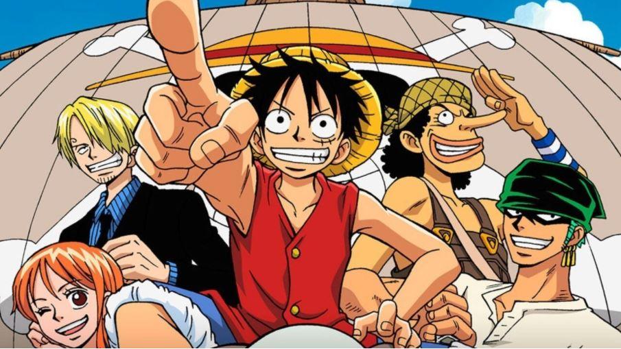One Piece, anime, serie, Netflix, streaming, llega