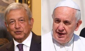 Papa Francisco, Andrés Manuel López Obrador, AMLO, mensaje, México