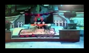 Perros, altar, Zumpango, feminicidios, video