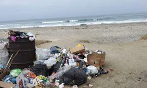 denuncia ciudadana, limpieza, playas de Tijuana, Comisión de Servicios Públicos de Tijuana,