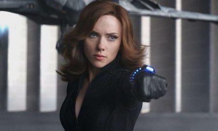 Scarlett Johansson, Black Widow, Avengers, comentario, reunión Joe Biden, Voters Assemble
