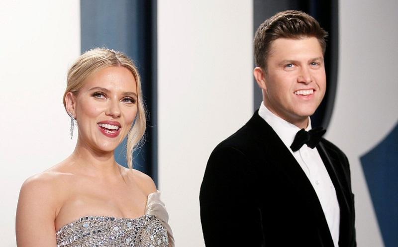 Scarlett Johansson, Colin Jost, matrimonio, secreto