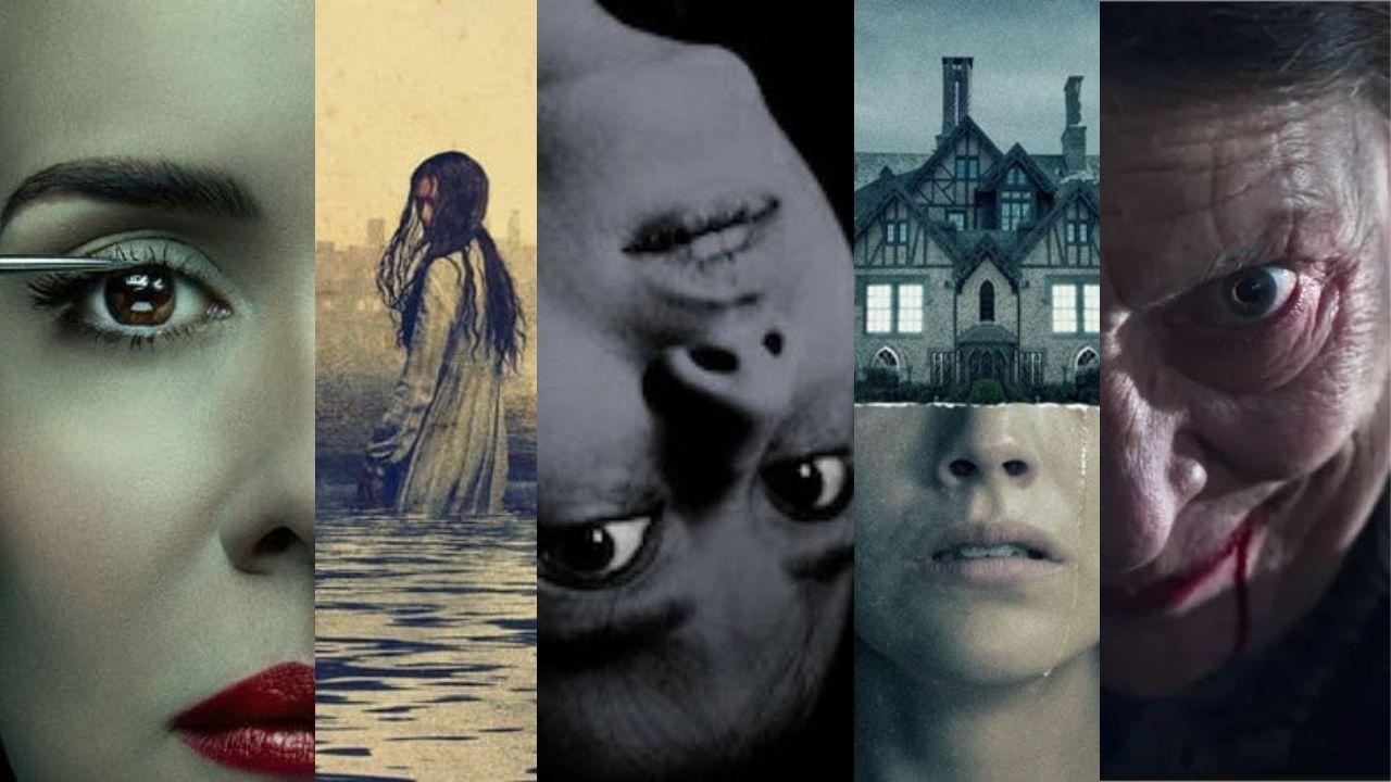 Series, terror, Netflix, Halloween, octubre