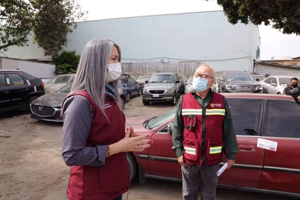 Sindicatura procuradora, corrales, Tijuana, inspección