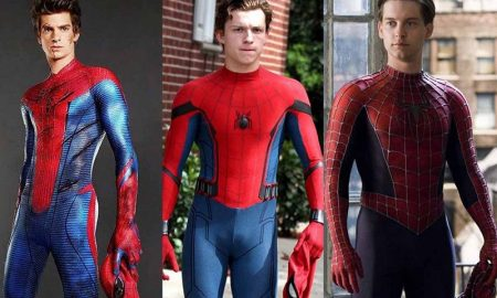 Spider-Man, actores, Tom Holland, Tobey Maguire, Andrew Garfield