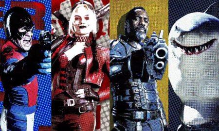 The Suicide Squad, poster, imagen, nueva, James Gunn