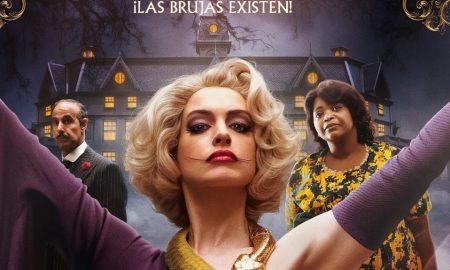 Las Brujas, Anne Hathaway, The Witches, HBO, película, estreno