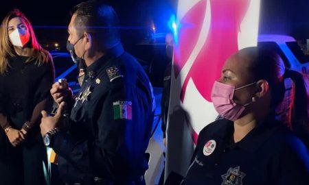 fuerza rosa, patrullas, Violencia Contra las Mujeres,