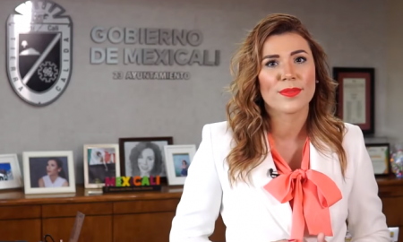 Marina del Pilar Ávila, finanzas, Mexicali