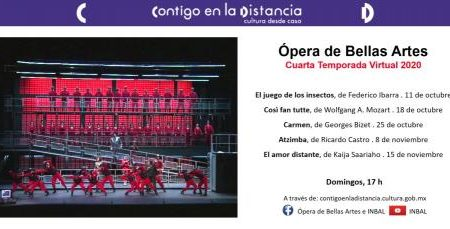 opera, bellas, artes, cultura, secretaría, méxico, teatro