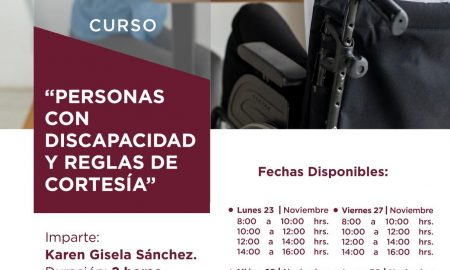 SISIG, SISIG BC, curso virtual, personas con discapacidad,