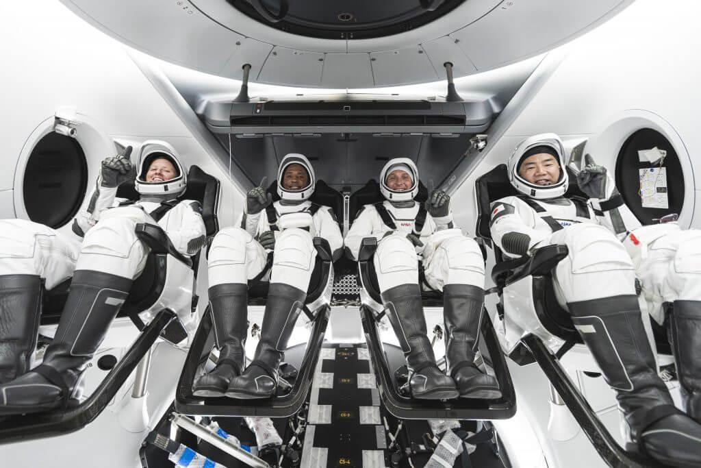 crew, dragon, nasa, estación, cohete, espacio, internacional
