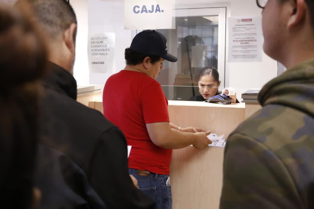 ayuntamiento de Tijuana, Recaudación, condonación del 100% en multas y recargos,