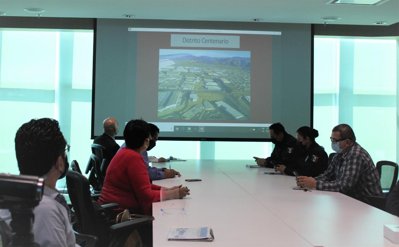 FGE, reunión, Asociación de Transporte Independiente de Carga de BC