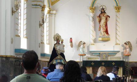 suspendidos, eventos religiosos, Fiestas Decembrinas,