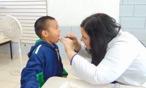 infecciones respiratorias agudas, Centros de Salud, medidas preventivas,