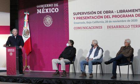 SEDATU, mejoramiento urbano, Ensenada