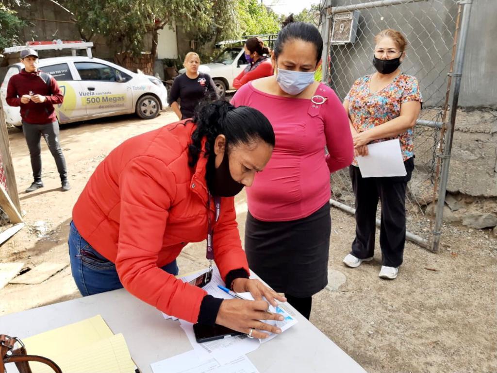 apoyos económicos, Tijuana, madres solteras