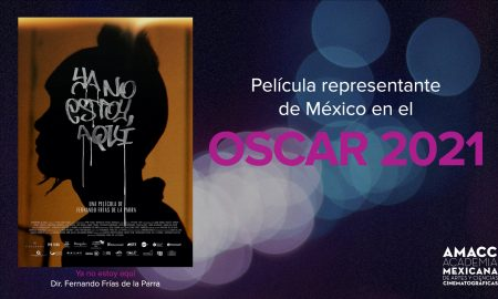 Premios Óscar, Ya no estoy aquí, cine