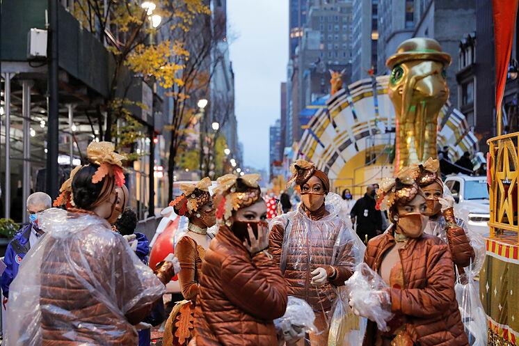 Día de Acción de Gracias, Estados Unidos, covid-19