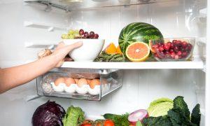 consejos, alimentos, refrigerador, alimentación, salud