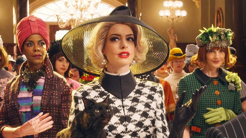 Anne Hathaway, Bruja Mayor, The Witches