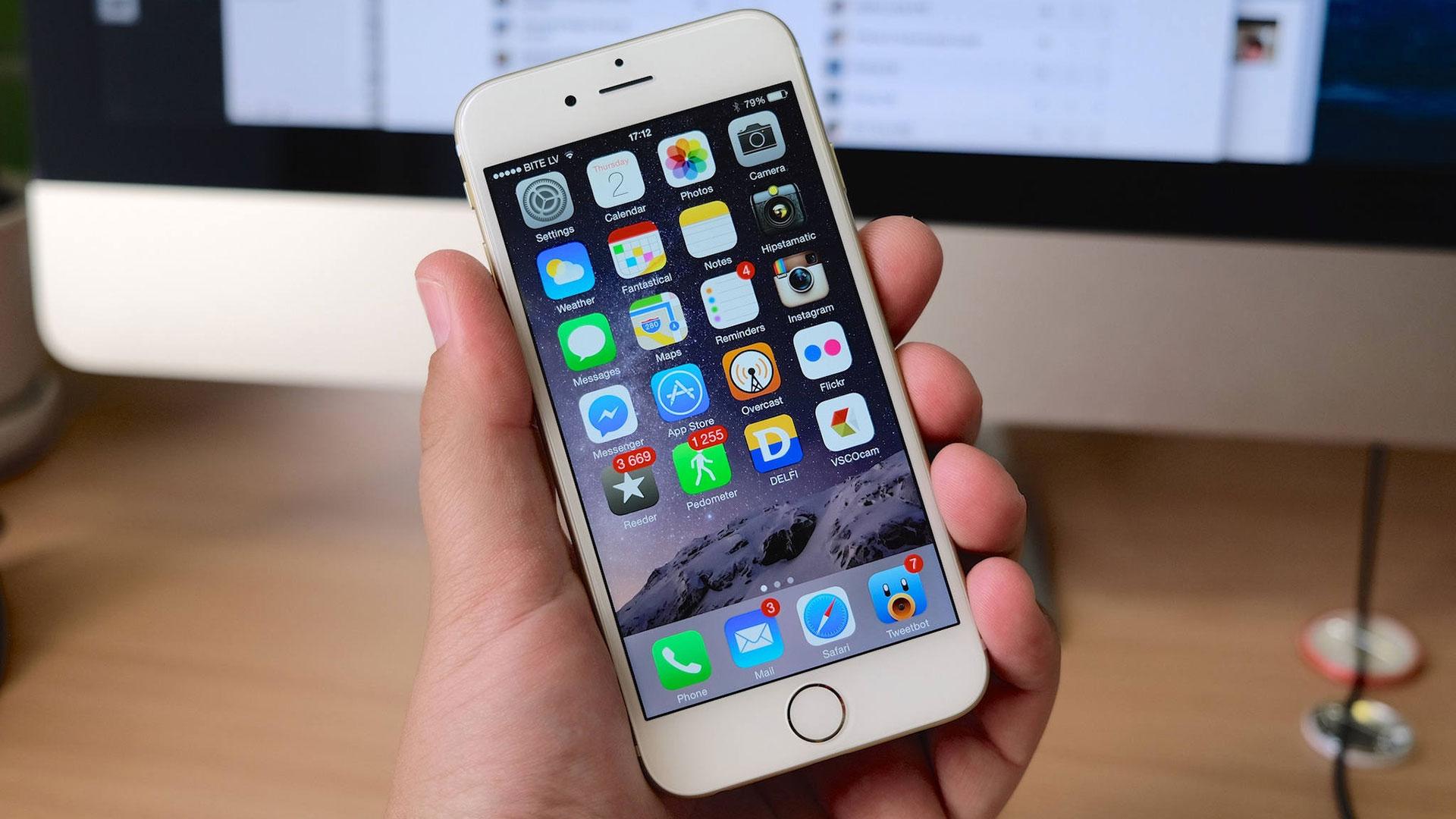Apple, iPhone, tecnología
