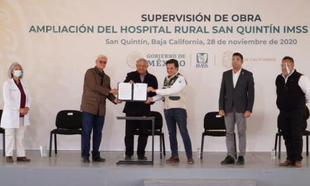 Armando Ayala, San Quintín, AMLO