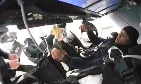 Baby Yoda, lanzamiento, cohete, SpaceX, NASA