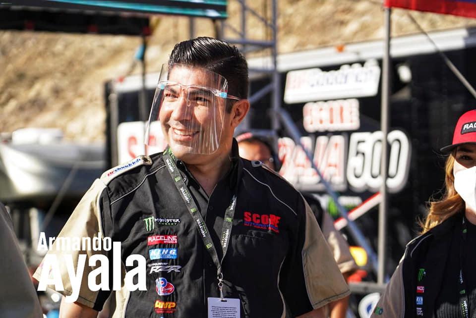 Armando Ayala, Baja 1000, Ensenada
