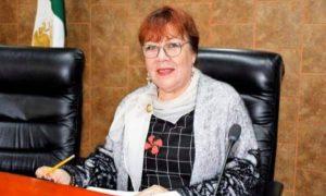 Carmen Hernández, diputada, Congreso, Baja California, fallece, covid-19, coronavirus