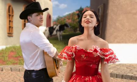 Christian Nodal, Ángela Aguilar, video viral, música, ranchera, Belinda
