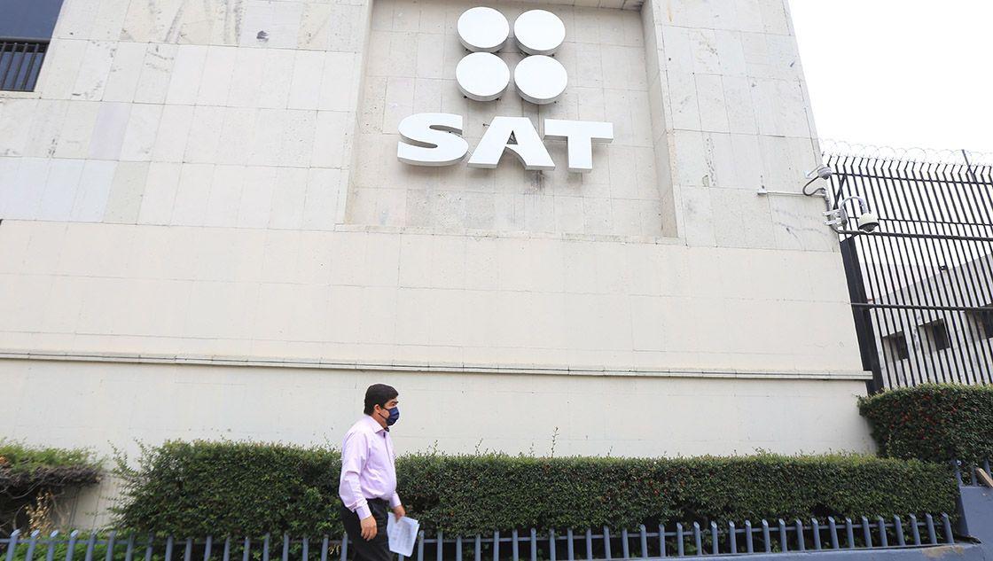 SAT, corrupción, despachos contables