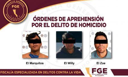detenidos, homicidio, zona oriente