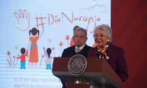violencia contra las mujeres, AMLO, conferencia mañanera