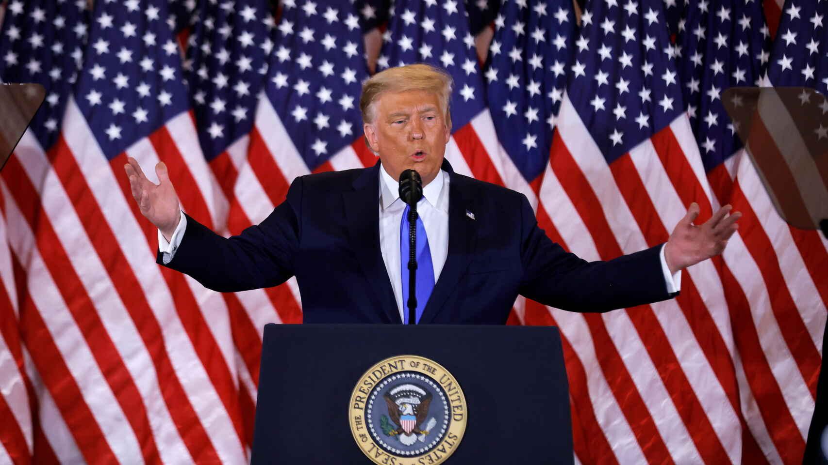 Donald Trump, elecciones, fraude, EEUU, Presidencia, Washington