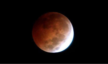 Eclipse, Luna, Sol, cielo