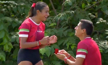 Zudikey Rodríguez, Pato Araujo, Exatlón, Tv Azteca, televisión, pareja