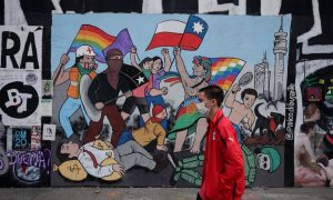 Chile, toque de queda, covid-19, pandemia, salud pública
