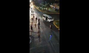 Gruas, combis, taxis, enfrentamiento, Estado de México, Atizapán de Zaragoza