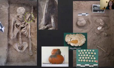 sonora inha, conferencia, hallazgos, cementerio