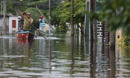 lluvias, Tabasco, daminificados, inundaciones, AMLO, Cambio climático