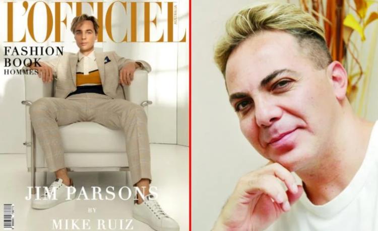 The Big Bang Theory, Cristian Castro, Jim Parsons, redes sociales, tendencia, viral