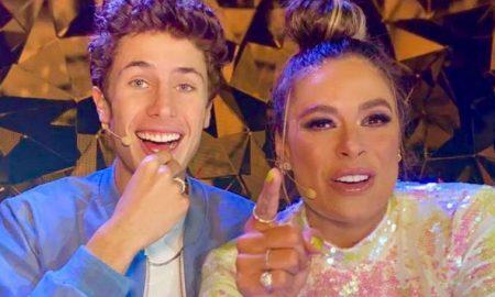 Juanpa Zurita, Galilea Montijo, ¿Quién es la máscara?, programa, televisión, Televisa