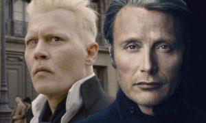 Mads Mikkelsen, Johnny Depp, Gellert Grindelwald, Animales Fantásticos, reemplazo, Warner Bros.