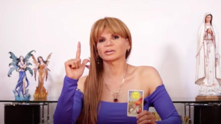 Mhoni Vidente, Chicharito, polémica, pareja, amorío, espectáculos