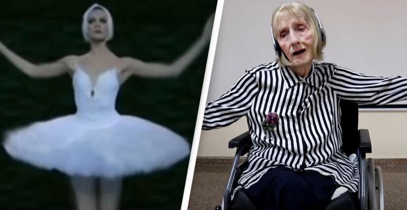 bailarina, alzheimer, video viral, discapacidad, tendencia, tercera edad